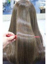 アルモ デザイン(Almo design)髪質改善ビカクストレート