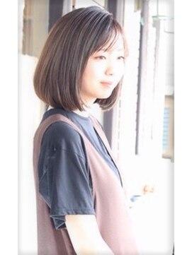 ヘアルーム キキョウ(hair room Kikyo)ワンレングス