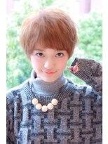 ギフト ヘアー サロン(gift hair salon)外国人風クラシカルショート  (熊本・通町筋・下通り)