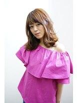 ヘアーメイク ビロー 丸亀店(Hair Make Billow)外国人風カット&アッシュブラウン