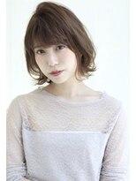 ヘアメイク シュシュ(Hair make chou chou)大人かわいい小顔ハイライトカラーオリーブカラー20代30代