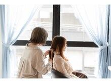 髪質改善ヘアエステサロン スロウ(SLOW by opsia)の雰囲気(お悩みを聞き出して解消していきますね【曳舟・向島】)