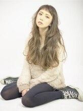 コルテ(corte.)無造作カール外国人風ロング