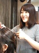 ヘア デザイン クリニック アンテナ(hair design clinic ANTENNA)木村 麻衣子