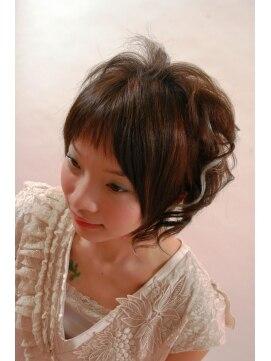 ヘアーアンドメイクアップ エムケイ(hair&make up MK)♪愛されショートボブ♪ by MK