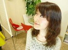 ワールドヘア 加古川店(WORLD HAIR)の雰囲気(カラーも27種類のトリートメントでつやつやに♪)