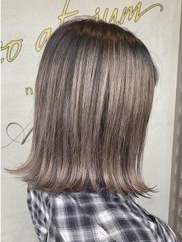 ネオアトリウム(neo atrium)の写真/【Aujua導入サロン】オーダーメイドのケアで、1人1人の髪の悩みを改善し、理想の仕上がりを叶えてくれる♪