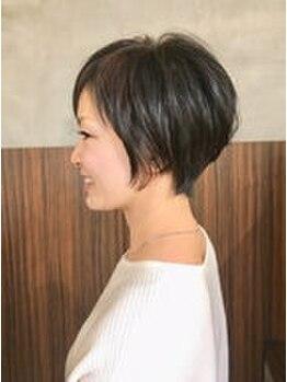 ビーセオリー 砥部店(B.theory)の写真/大人ならではの髪の悩みにアプローチ◎商材・技術にこだわり、貴方の悩みを根本解消。