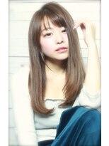アンヘアー アリーズ(UN hair Ally's)UNhair 差が出る大人のきれいめ♪とろみストレートヘアー☆