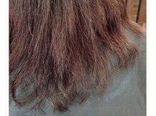 美髪追求サロン 奉還町美容室 オハナ(OHANA)の雰囲気(こういったダメージヘアからでも美しい髪へと導けます。)