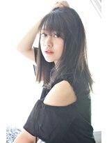 ヘアーサロン エール 原宿(hair salon ailes)(ailes原宿)style255 デザインカラー☆クールアッシュ