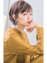 ネオリーブ ジューク 日吉店(Neolive JuQ)【stylist松田】大人のこなれ感30.40代人気ショート☆
