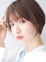 リップス 銀座店(LIPPS)【LIPPS銀座】(安田愛佳)透明感小顔シースルーショートボブ
