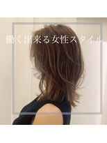 ユーフォリアギンザ(Euphoria GINZA)働く出来る女性 キレイめカジュアルスタイル 担当齋藤