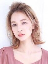 アース 八王子店(HAIR&MAKE EARTH)大人可愛いポンパドール風アレンジ