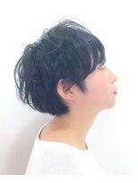 エトネ ヘアーサロン 仙台駅前(eTONe hair salon)似合わせショート