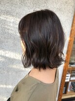 ヘア プロデュース キュオン(hair produce CUEON.)medium × beige