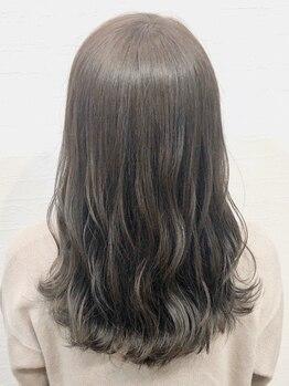 サロン ド ウィズ 瑞江店(Salon de With)の写真/自粛疲れの貴方に♪大人女性の髪の悩みや理想に合せてBESTなご提案を。素髪を美しくする髪質改善MENUも◎