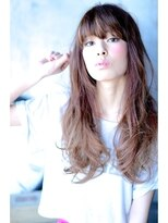 女度たっぷり、pink ash mix☆1