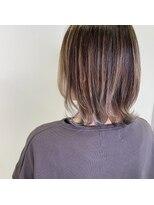 ルーチェ ヘアーデザイン(Luce.hair.design)韓国風ヨシンモリレイヤー