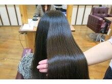 ウフヘアー(ufu hair)の雰囲気(美しい髪が当店の基準です【唐木田駅前】)