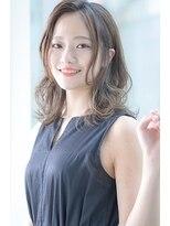 ヘアサロン リコ(hair salon lico)ヴェールウェーブ×ふわミディ【hair salon lico】