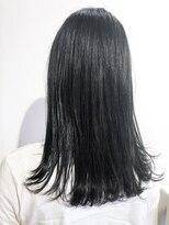 アレッタ ヘア オブジェ(ALETTA HAIR objet)ネイビージュ