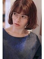 マギーヘア(magiy hair)magiyhair【nico】ナチュラルボブ 小顔ショート