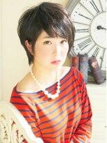 【jurer☆松田】 黒髪ピュアショート