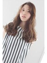 モッズ ヘア 駒沢店(mod's hair)夏感ロングウェーブ【LOLA 2013 S/S】