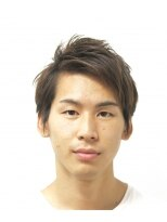 フリリ 新宿(Hulili men's hair salon)bizstyleベリーショート