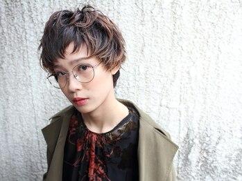 ライズヘアーブランド 宝塚中山店(RISE HAIR BRAND)の写真/個性を活かした似合わせスタイルならやっぱりショート☆髪質やクセを見極めて再現性の高いデザインに♪
