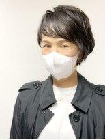 ラトリエコンタン(L´atelier Content)【LatelierContent yumi】大人ゆるーいショートBob