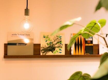 ランプブークル(LAMPE boucle)の写真