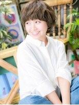 *+COVER HAIR+*…ふんわりナチュショートa