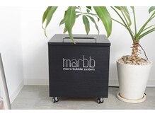 re:bbon moveのこだわり♪魔法のバブル【marbb】で史上最高のヘアエステ♪全てのお客様を美髪へ♪