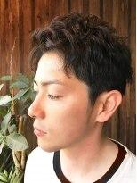 エイト ヘアワークス シンテラ(EIGHT HAIR WORKS SHIN TERA)ショートパーマ
