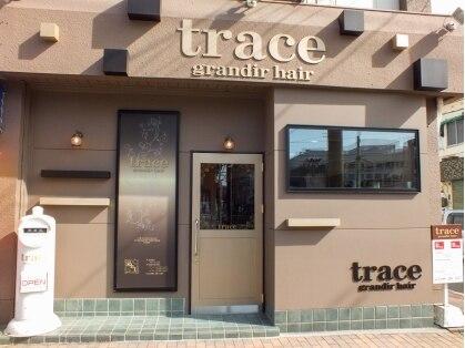 トレイス(trace)の写真