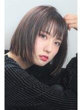 """イト リトルヘアガーデン(ito. little hair garden)泉中央 ito.2017A/W""""モノトーンボブ"""""""