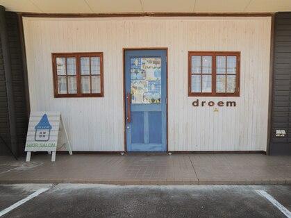ドローム(droem)の写真