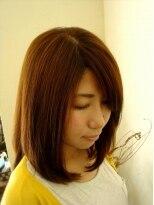 ヘア デザイン スタイリー(Hair Design stylee)アプリコット!