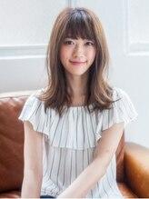 トップアップヘア(TOP UP HAIR)☆素髪のようなスウィートスタイル☆