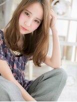■mod's越谷9-3★■ゆる巻きロングの大人かわいいこなれ女子