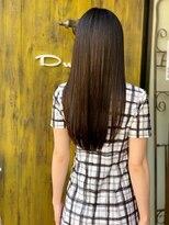 ドゥーシェ ヘア(Dusche hair)ロングストレートヘア