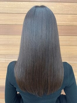 美髪クリニック エクシオール(Exsior)の写真/独自技術で髪を芯から修復。自信の持てる自然美を。一人一人に最短・最適な施術で本物の髪質改善を実現。