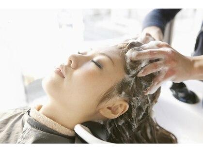 ヘアー アドヴァント アラジン(Hair Advent ALADDIN)の写真