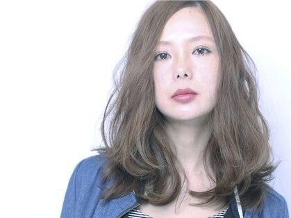 サンゴウーロク フォーメイクアップウィズヘアー(356 for make up with hair)の写真