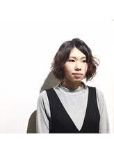 ヘアーメイク アンミ(hair make anmi)くしゅふわルーズウェーブ
