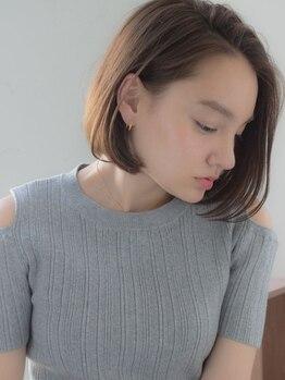 アンアミ キチジョウジ(Un ami Kichijoji)の写真/白髪もカバーしながら明るめのツヤカラーができる。ワンランク上の技術で圧倒的な支持!!