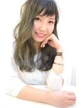 ヘアークリエイト ミリ(hair create mm)外国人風★大人可愛いスタイル